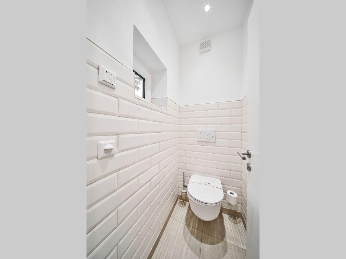Ferienhaus Salzburg Residence Gäste WC im EG